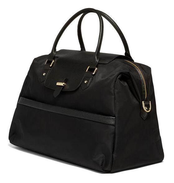Lipault Plume Avenue Duffel Bag in the color Black.