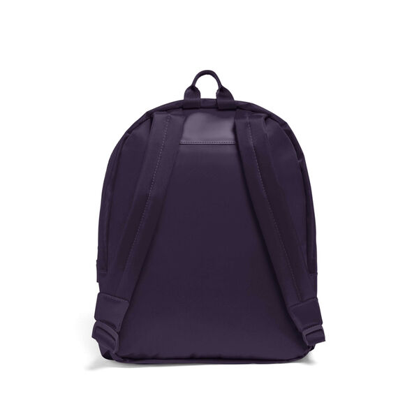 Lipault City Plume Backpack M in the color Purple.