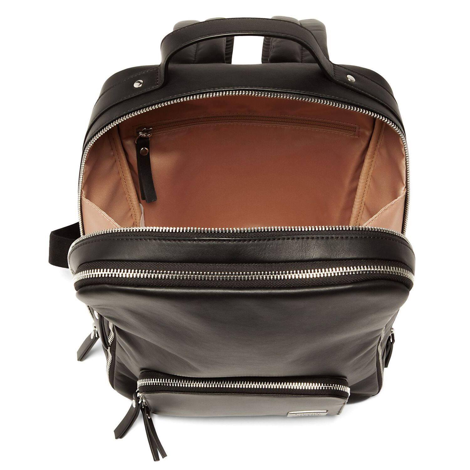 285ce6ab51e4 Lipault Jean Paul Gaultier Mix Backpack M in the color Black.
