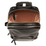 Lipault Jean Paul Gaultier Mix Backpack M in the color Black.
