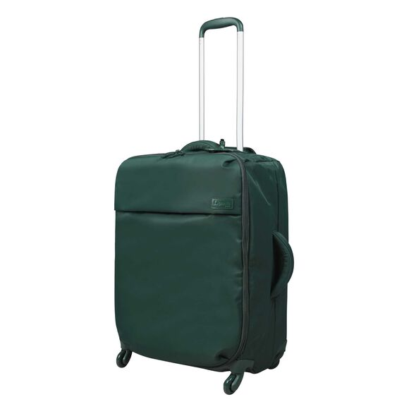 Lipault Original Plume Spinner 72/26 Packing Case in the color Forest Green.