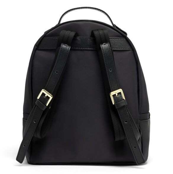 Lipault Plume Avenue Nano Backpack in the color Black.