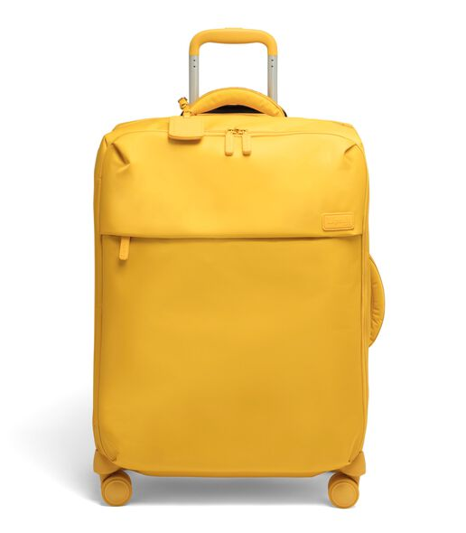 Plume Medium Trip Packing Case in the color Sunflower.