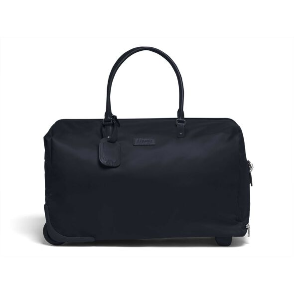 Lipault Lady Plume Wheeled Weekend Bag in the color Navy.