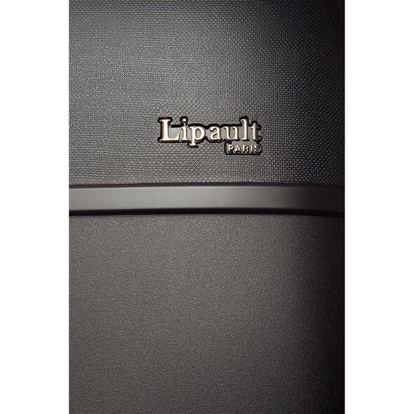 Lipault Urban Ballet Spinner 55/20 in the color Deep Black.
