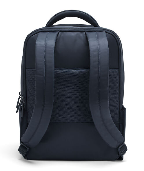 Lipault Plume Business Large Laptop Backpack in the color Navy.