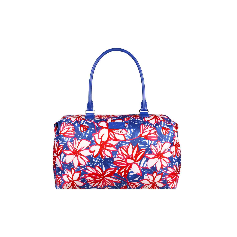 Lipault Blooming Summer Weekend Bag M