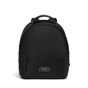 Lipault Business Avenue Backpack S in the color Jet Black.