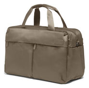 Lipault City Plume 24 Hour Bag in the color Dark Taupe.