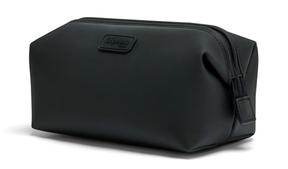 Lost In Berlin Toiletry Kit S in the color Black.
