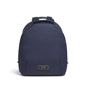 Lipault Business Avenue Backpack S in the color Night Blue.