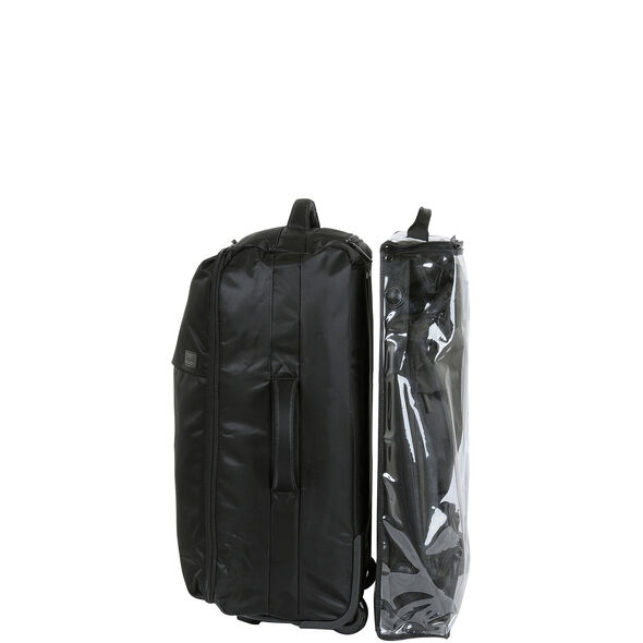 Lipault 0% Pliable Upright 65/24 in the color Black.