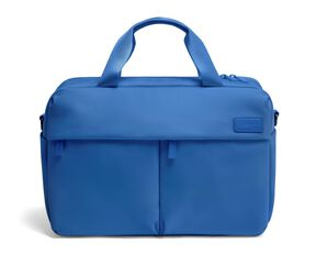 Lipault City Plume 24 Hour Bag in the color Cobalt Blue.