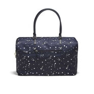 Lipault Izak Zenou Weekend Bag M in the color Pose/Night Blue.