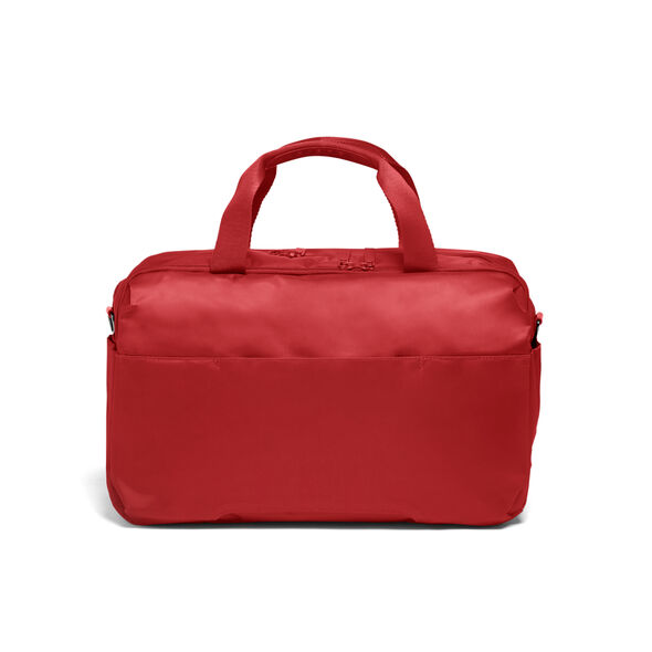 Lipault City Plume 24H Bag in the color Cherry Red.
