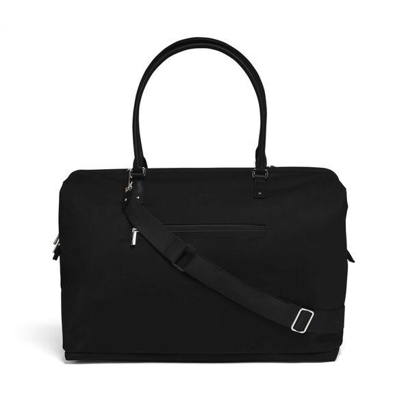 Lipault Lady Plume FL Weekend Bag M in the color Black.