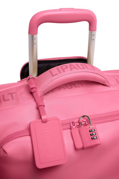 Plume Long Trip Packing Case in the color Antique Pink.