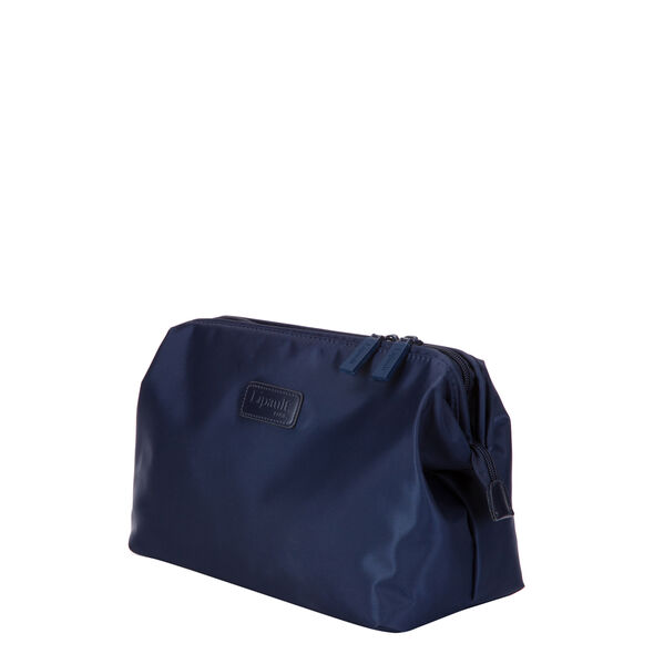 "Lipault Plume Accessories 12"" Toiletry Kit in the color Navy."