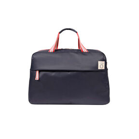 Lipault Ines De La Fressange Duffel Bag in the color Blue.