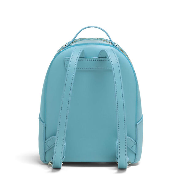 Lipault Pop 'N' Gum Backpack XS in the color Coastal Blue.