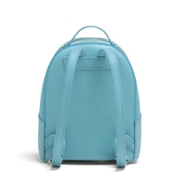 Lipault Pop N Gum Backpack XS in the color Coastal Blue.