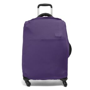 Lipault Travel Accessories Luggage Cover L in the color Light Plum.