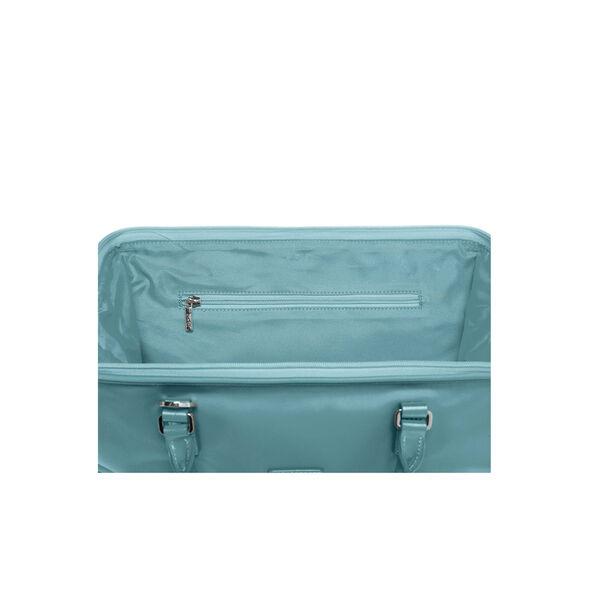Lipault Lady Plume FL Weekend Bag M in the color Coastal Blue.