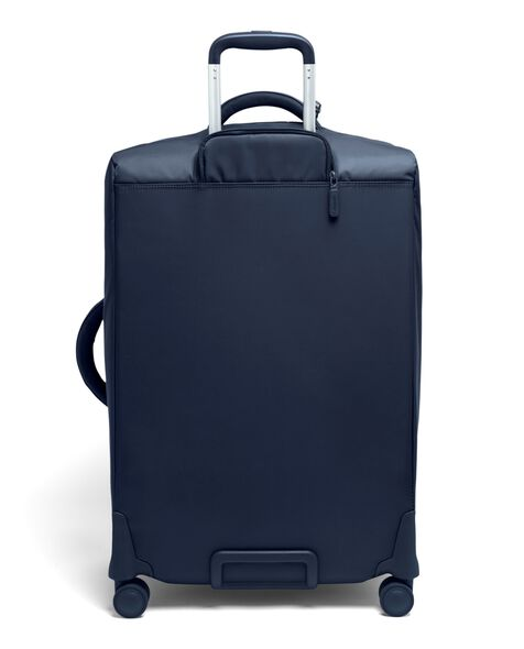 Plume Long Trip Packing Case in the color Navy.