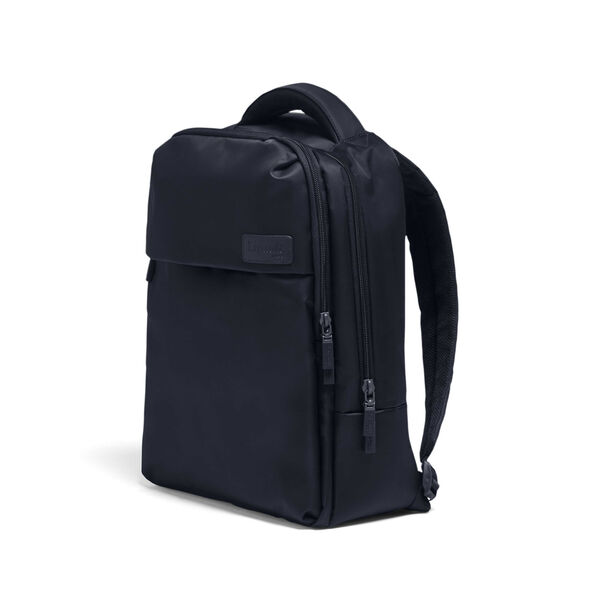 Lipault Plume Business Laptop Backpack M in the color Navy.