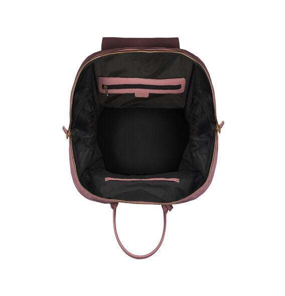 Lipault Plume Avenue Duffel Bag in the color Azalea Pink.