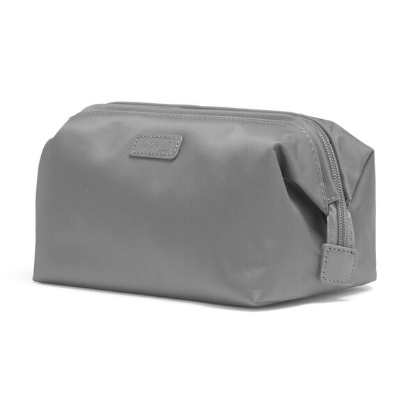 Lipault Travel Accessories Toilet Kit M in the color Pearl Grey.