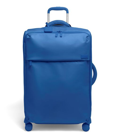 Plume Long Trip Packing Case in the color Cobalt Blue.