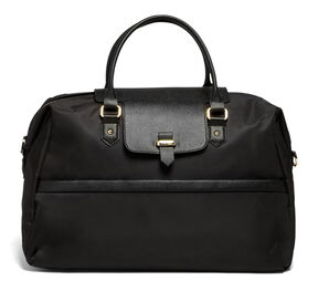 Lipault Plume Avenue Duffel Bag in the color Black.
