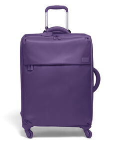 Lipault Original Plume Spinner 65/24 Packing Case in the color Light Plum.