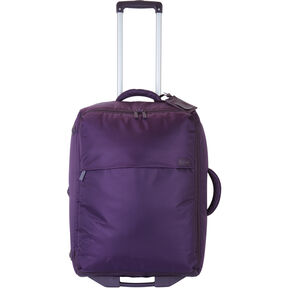 Lipault 0% Pliable Upright 65/24 in the color Purple.