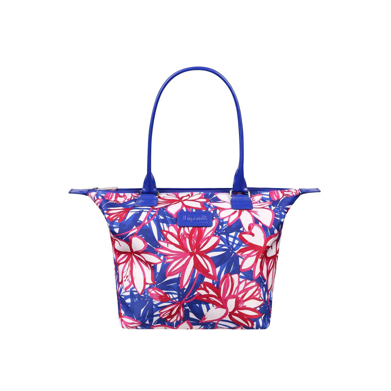 Lipault Blooming Summer Tote Bag M