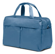 Lipault City Plume 24 Hour Bag in the color Steel Blue.