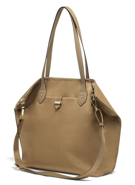 Lipault Plume Avenue Travel Tote Bag in the color Camel.
