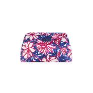 Lipault Blooming Summer Toiletry Kit in the color Flower/Pink/Blue.