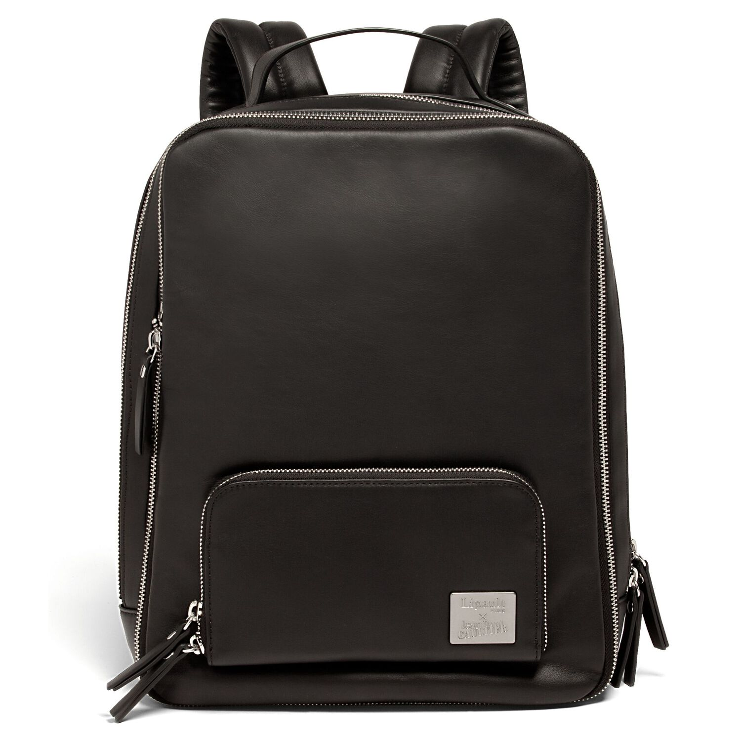 b8b3868254 Lipault Jean Paul Gaultier Mix Backpack M in the color Black.