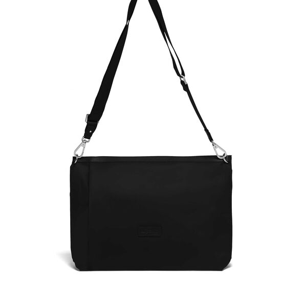 Lipault Lady Plume Convertible Tote Bag in the color Black.