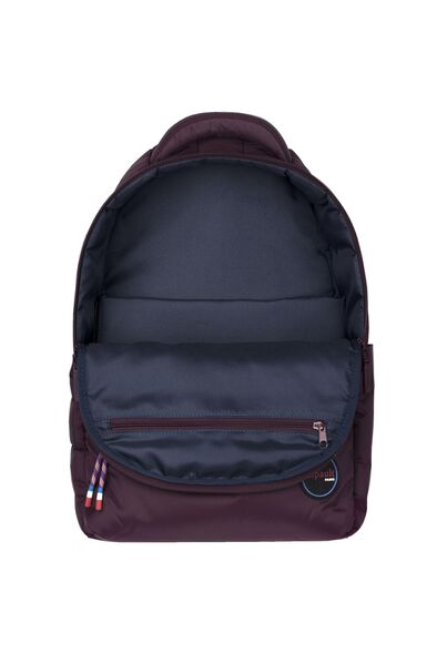Snowflake Snowflake Backpack in the color Bordeaux.