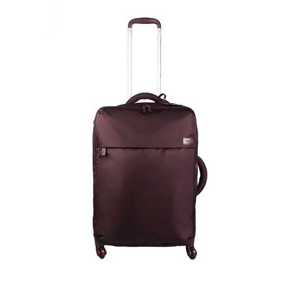 Lipault Original Plume Spinner 65/24 Packing Case in the color Wine Red.