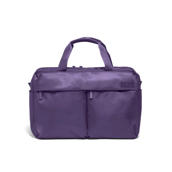 Lipault City Plume 24 Hour Bag in the color Light Plum.