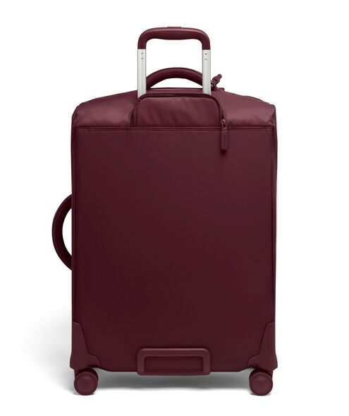 Plume Medium Trip Packing Case in the color Bordeaux.