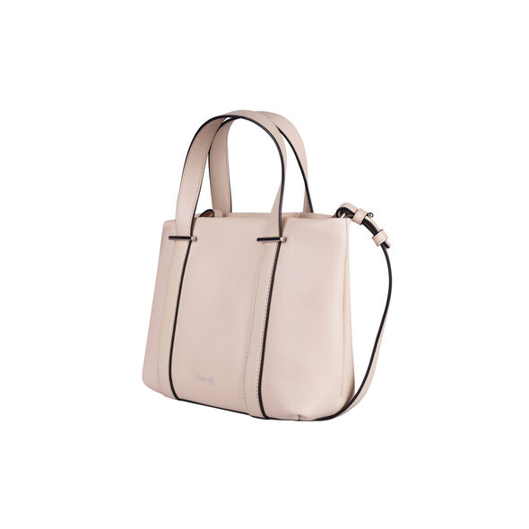 Lipault By The Seine Nano Tote Bag in the color Nude.