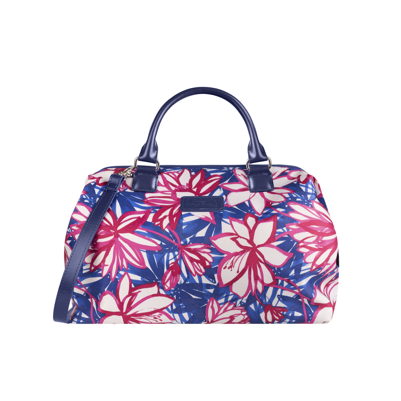 Lipault Blooming Summer Bowling Bag M
