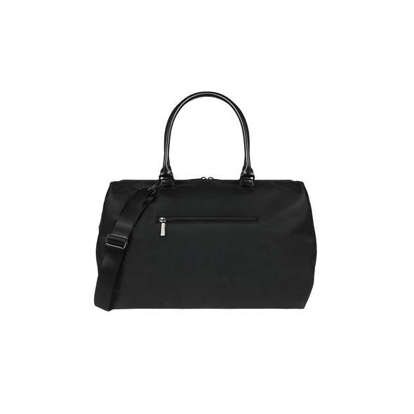 Lipault Lady Plume Weekend Bag M in the color Black.
