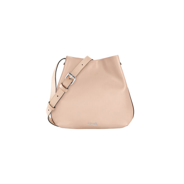 Lipault By The Seine Bucket Bag in the color Nude.