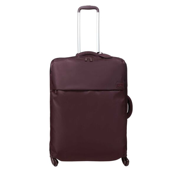 Lipault Original Plume Spinner 72/26 Packing Case in the color Wine Red.